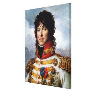 Joaquín Murat Lienzo Envuelto Para Galerías