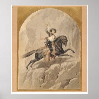 Joaquin Murieta (1169A) Poster