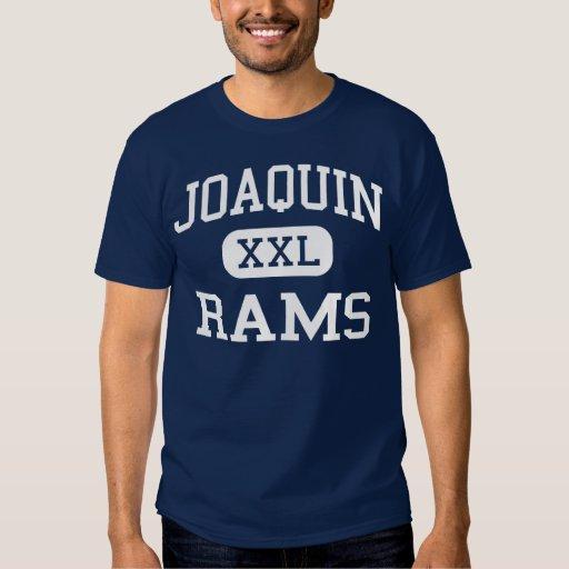 Joaquin - Rams - High School - Joaquin Texas T Shirt