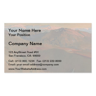 Joaquín Sorolla-cemetery at Sierra Nevada, Granada Double-Sided Standard Business Cards (Pack Of 100)