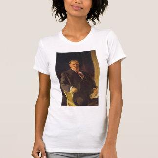 Joaquín Sorolla- Portrait of Mr. Taft, President Shirts