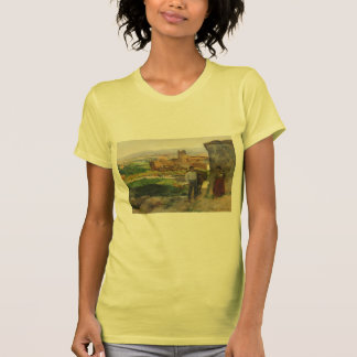 Joaquín Sorolla- Ruins of Bunol T-shirts