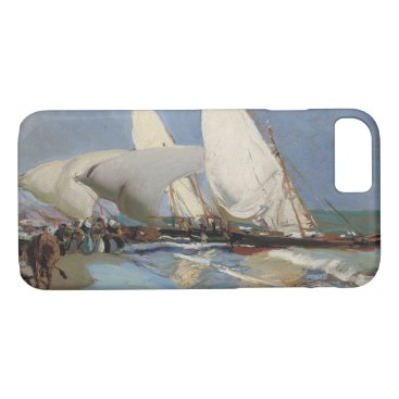 Beach Themed Joaquin Sorolla - The Beach at Valencia iPhone 7 Case