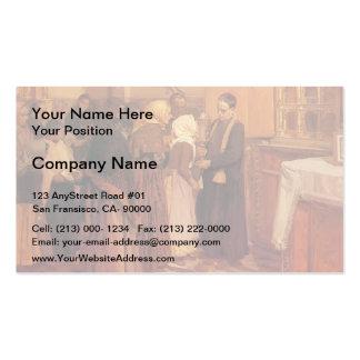Joaquín Sorolla- The Relic Business Card