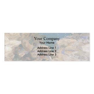 Joaquín Sorolla- The Smugglers Business Card Templates