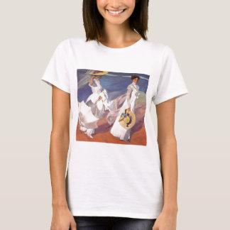 Joaquín Sorolla y Bastida Beach Strollers T-Shirt