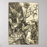Joaquín y el ángel de Albrecht Dürer Impresiones