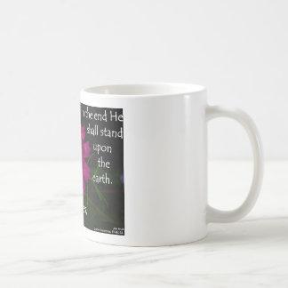 Job 19:25 I know that my Redeemer Lives! Coffee Mug