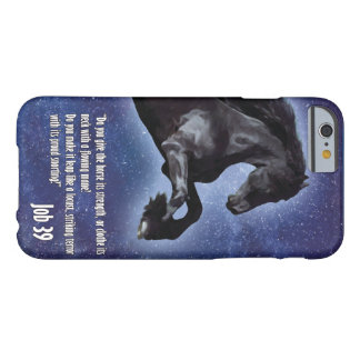 Job 39 Horse iPhone 6 Case