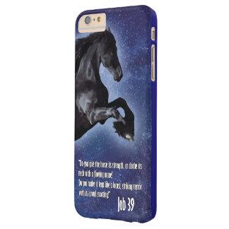 Job 39 Horse iPhone 6 Plus Case