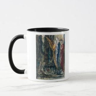 Job and the Angels, c.1890 Mug
