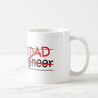Job Dad Civil Engineer Mugs
