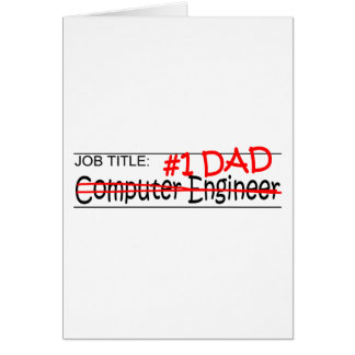 Job Dad Comp Eng Card