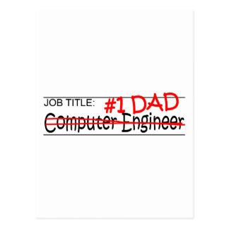 Job Dad Comp Eng Postcard