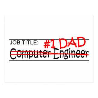 Job Dad Comp Eng Postcard