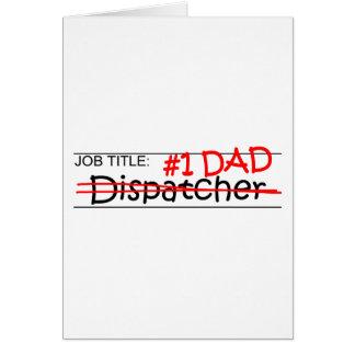 Job Dad Dispatcher Card