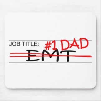 Job Dad EMT Mouse Pad