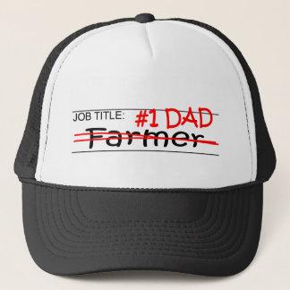 Job Dad Farmer Trucker Hat