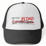 Job Dad Landscaper Trucker Hat