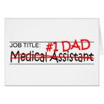 Job Dad Medical Asst Card