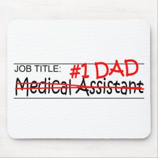 Job Dad Medical Asst Mousepad