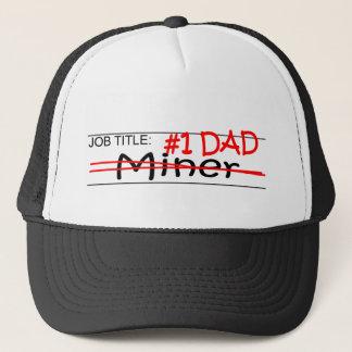 Job Dad Miner Trucker Hat