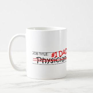 Job Dad Physician Coffee Mug