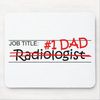 Job Dad Radiologist Mouse Pad