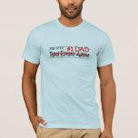 Job Dad Real Estate Agent T-Shirt