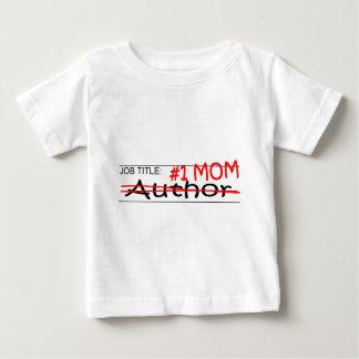 Job Mom Author T Shirt