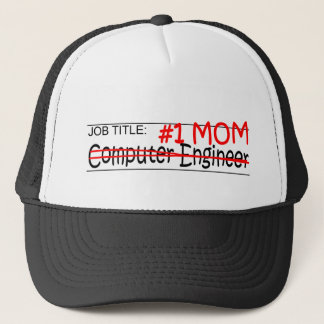 Job Mom Comp Eng Trucker Hat