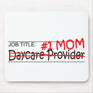 Job Mom Daycare Mouse Pad