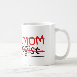 Job Mom Radiologist Coffee Mug