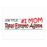 Job Mom Real Estate Postcard