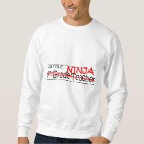 Job Ninja 4th Grade Sweatshirt