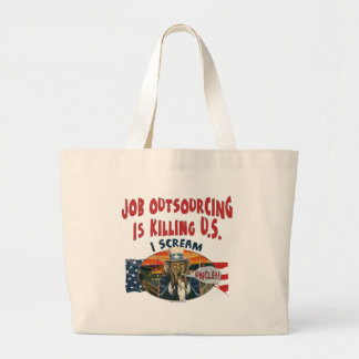 Job Outsourcing is Killing U S Bags