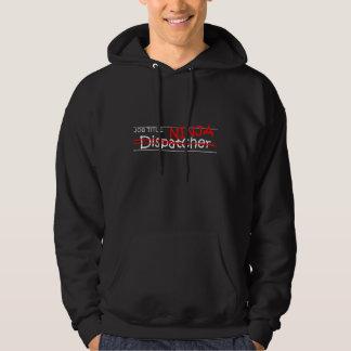 Job Title Ninja - Dispatcher Hoodie
