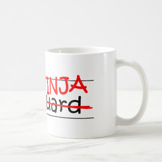 Job Title Ninja - Lifeguard Classic White Coffee Mug