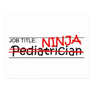 Pediatrician Postcards | Zazzle