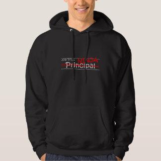 Job Title Ninja - Principal Hoodie