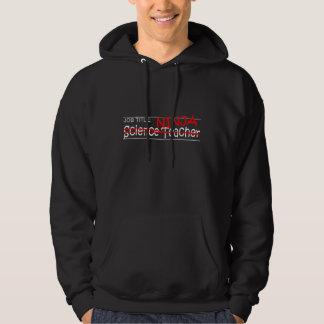 Job Title Ninja - Science Teacher Hoodie