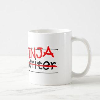 Job Title Ninja - Underwriter Classic White Coffee Mug