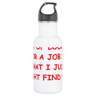 job water bottle