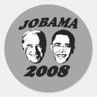 JOBAMA 2008 Sticker