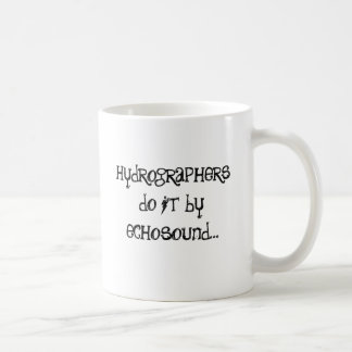 Jobs for the Yobs - Hydrographer Coffee Mug