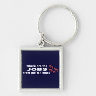 Jobs from tax cuts? keychain