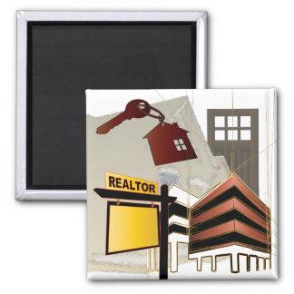 Jobs Realtor Magnet