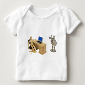 JobSecurity112409 Baby T-Shirt