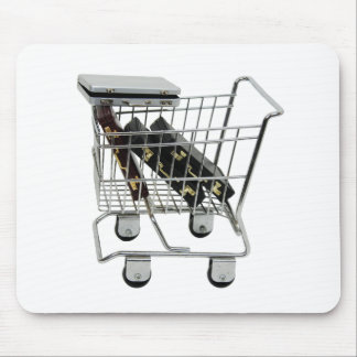 JobShopping032309-2 Mouse Pad