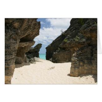 Jobsons Cove Bermuda Card